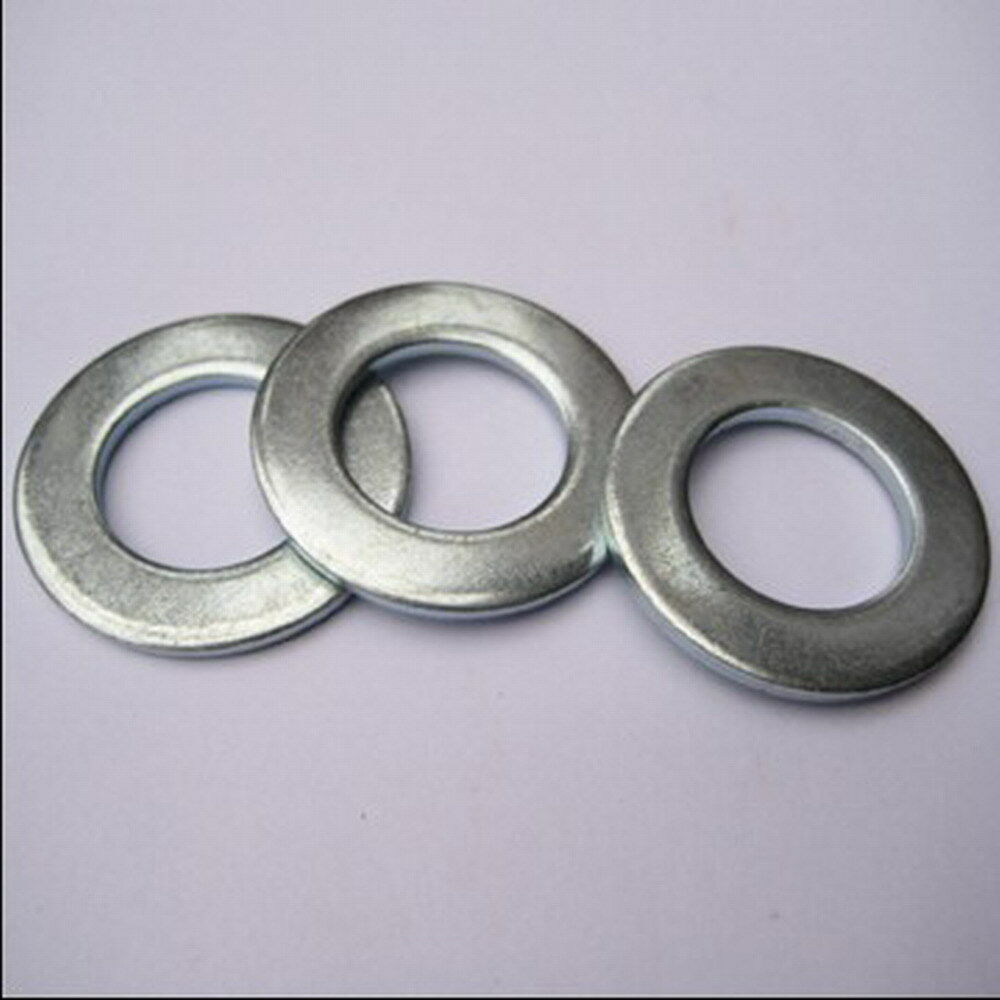 Quot uss flat washers stainless steel box of ebay