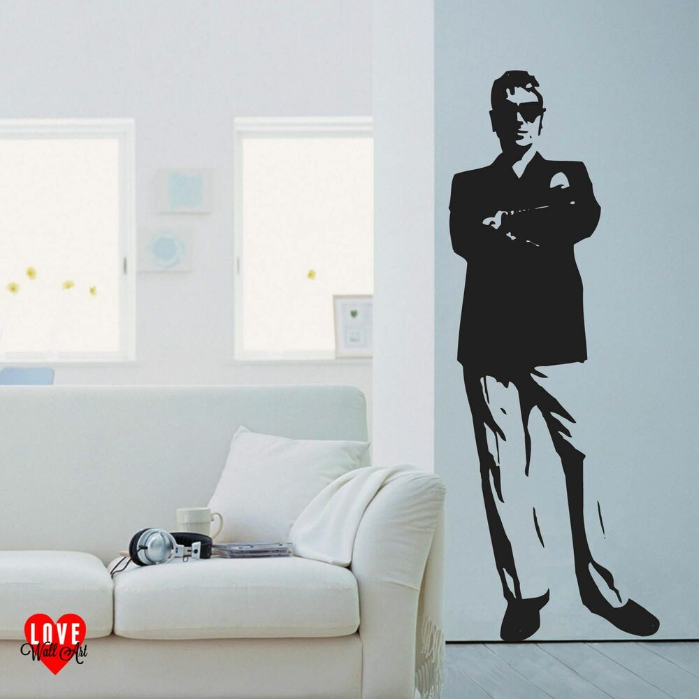 Paul Weller Of The Jam & Style Council Life-size Wall Art