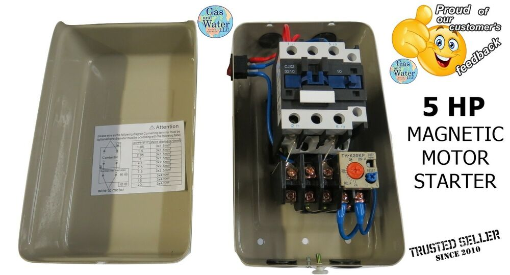 Single Phase Motor Starter Switch Golkitcom - Wiring diagram 240v contactor