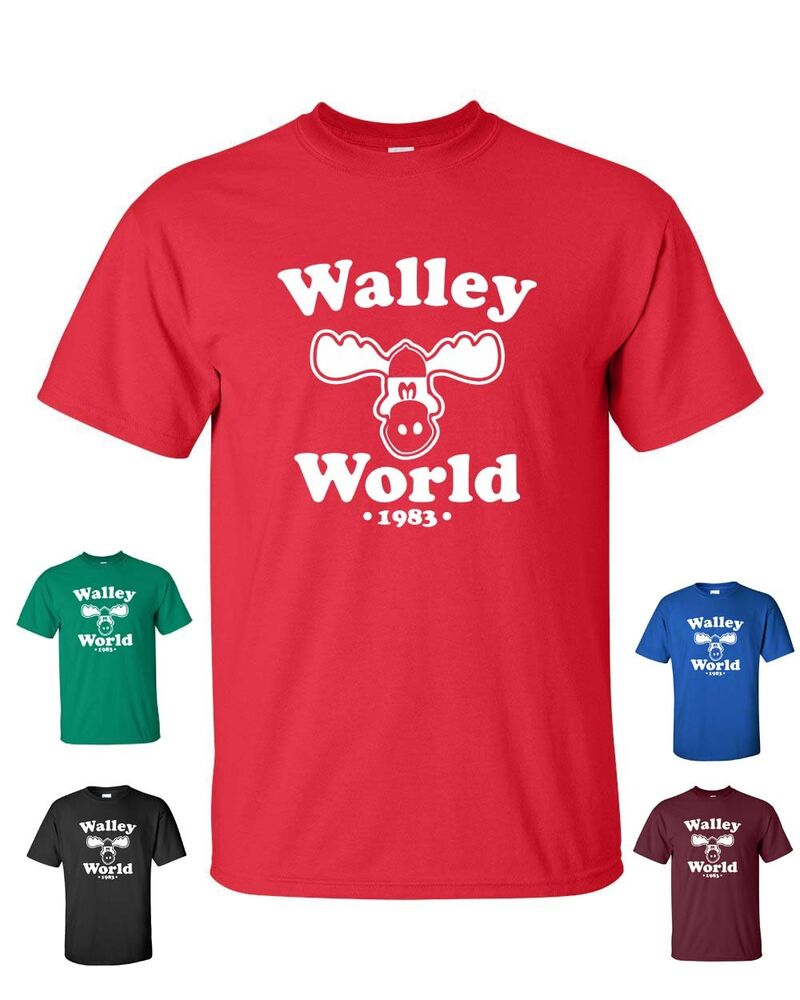 Wally World National Lampoons Movie Vacation Griswold