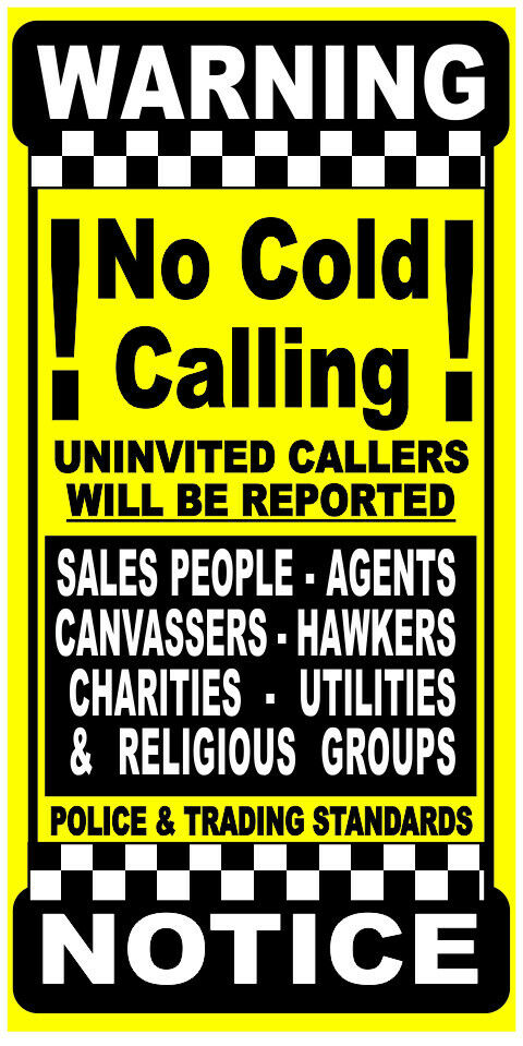 phone cold callers