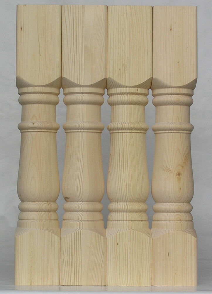 set of 4 chunky pine refectory table legs 115 115 736mm. Black Bedroom Furniture Sets. Home Design Ideas