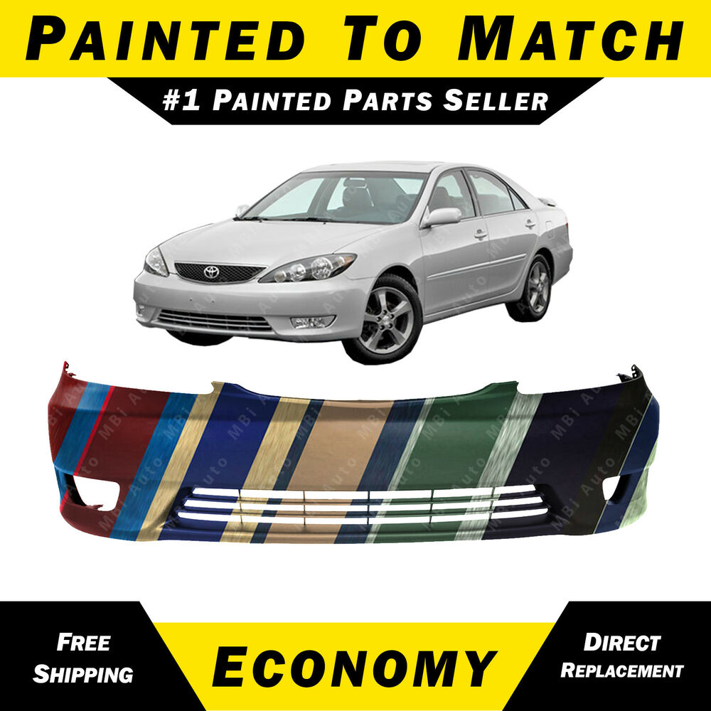 toyota camry 2006 front bumper 5211906908 to1000285 front new bumper cover for toyota camry. Black Bedroom Furniture Sets. Home Design Ideas