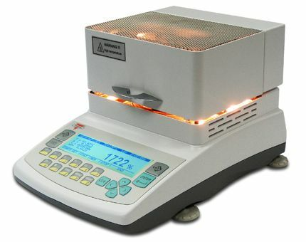 Torbal AGS100 Moisture Analyzers 250C PRO - 0.01% - 250W ...