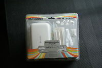 Essentials Pack for Nintendo DSi & DS Lite - by Exspect [ Colour: White ] QTY: 1