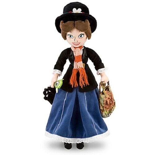 Toys For Mary Poppins : Disney mary poppins soft plush stuffed doll toy ebay