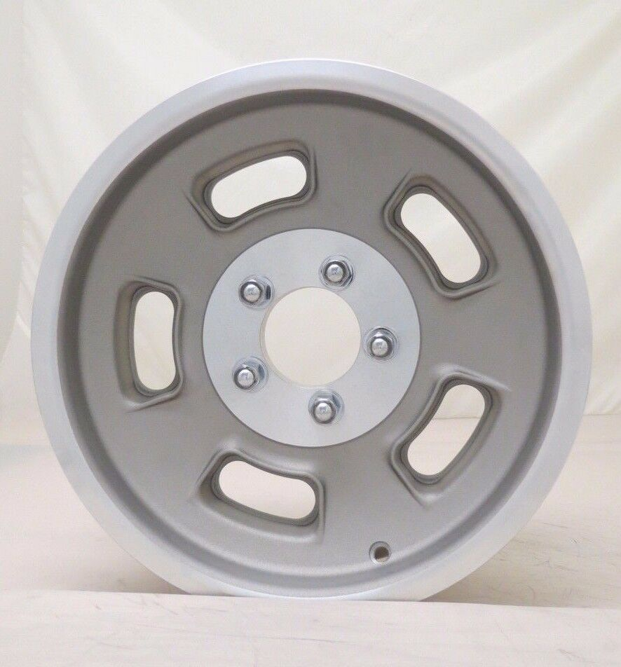 American Rebel Mfg 15x4.5 Sprint Wheel, Ansen Gasser Halibrand Speedway Hot Rod | eBay