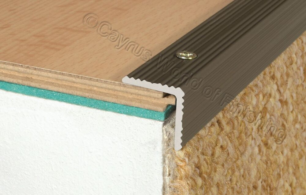 how to cut stair trim