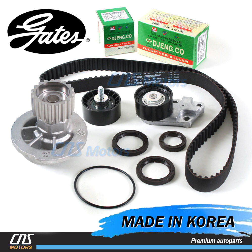 chevrolet timing belt bmw timing belt gates 034 htd 034 timing belt kit amp water pump 04 08 ... #8