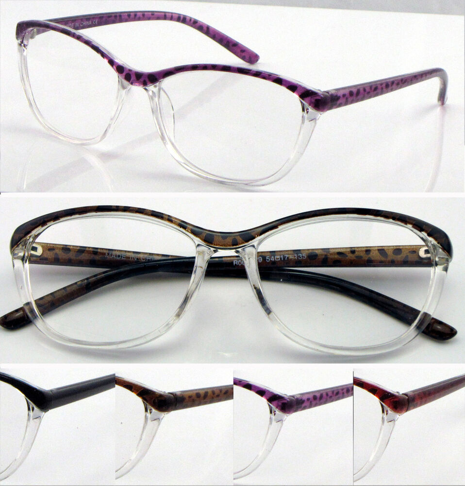 Reading Glasses Large Frame : L429 Superb Quality Womens Reading Glasses & Super ...
