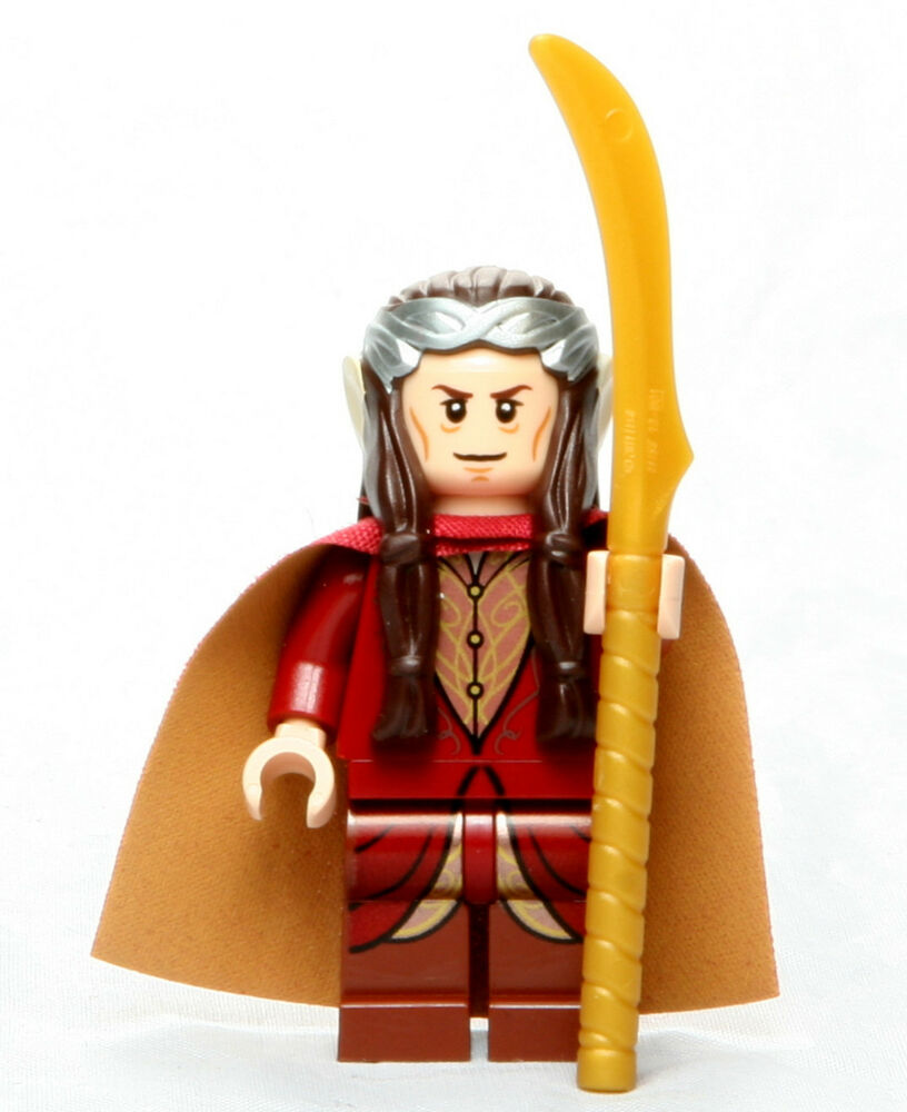 Lord Of The Rings Council Of Elrond Lego