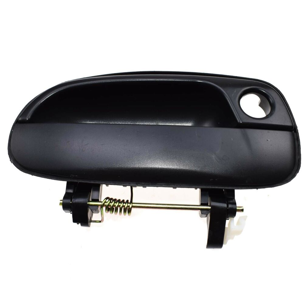 Outter door handle front right passenger side fr for hyundai accent 8265025000 ebay Hyundai accent exterior door handle