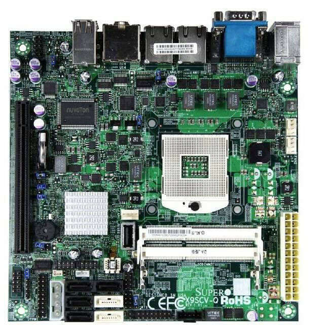 Q Motherboard NEW※※SuperMicro X9...