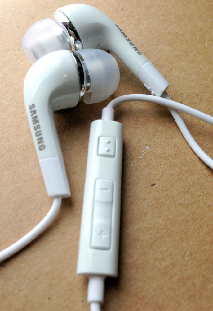 original genuine samsung handsfree earphone for galaxy