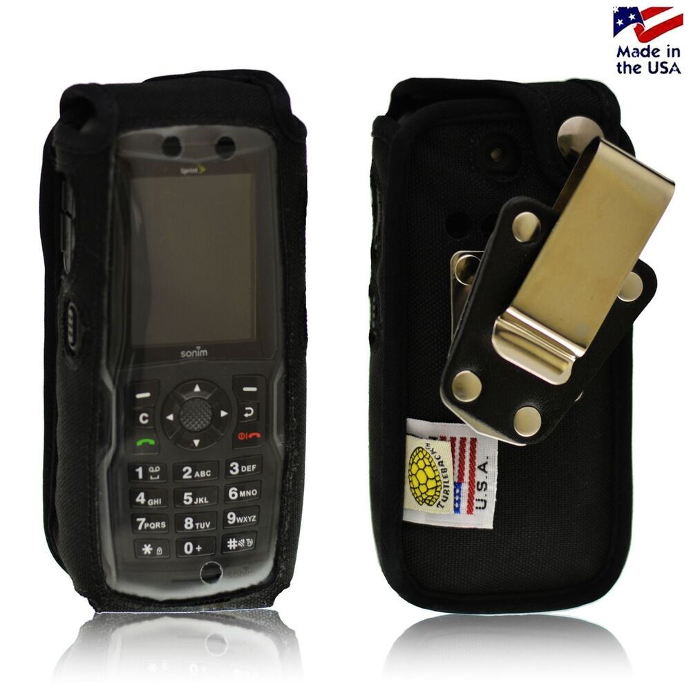 ... XP5560 BOLT Nylon Fitted Phone Case Rotating Metal Belt Clip : eBay