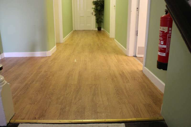 Commercial Grade Vinyl Slatted Flooring 4 Colours Ebay