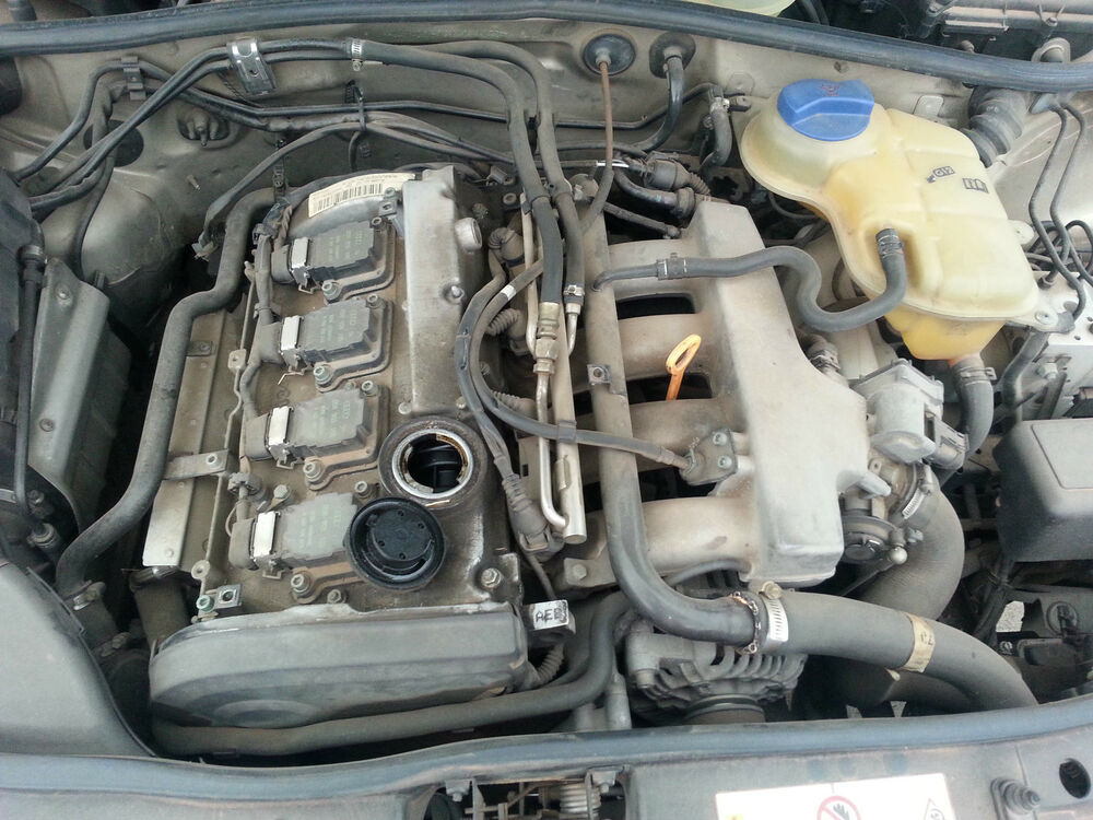 Audi a4 1 8l engine aeb motor 1998 1999 2000 ebay for A and l motors