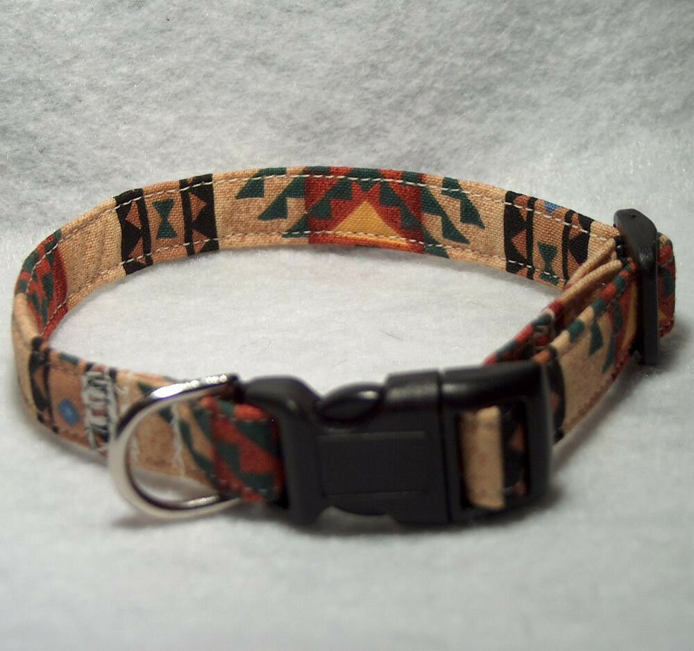 Old Southwest Dog Collar Or Cat Collar By Dog Cat Collars
