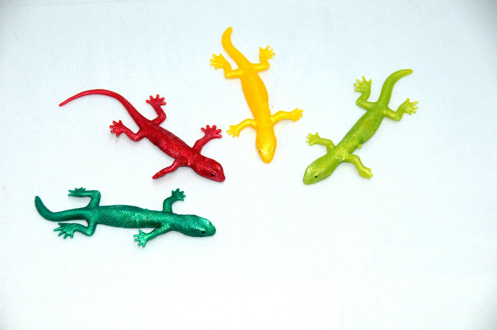 Lizard Toys For Boys : Kids stretchy lizards lots of party bag fillers top toys