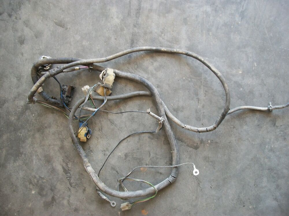 1989 chevy wiring harness 1989 chevy k2500 5.7 350 manual 4x4 front headlight clip ...