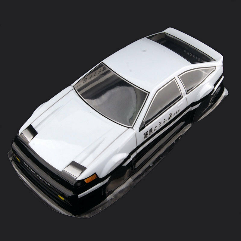 rc 1 10 scale on road drift car painted pvc body shell 190mm body shell ax09 ebay. Black Bedroom Furniture Sets. Home Design Ideas