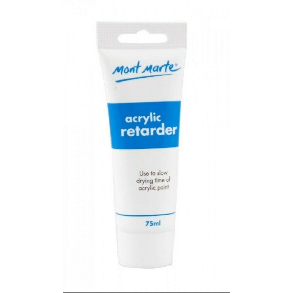 how to use acrylic retarder