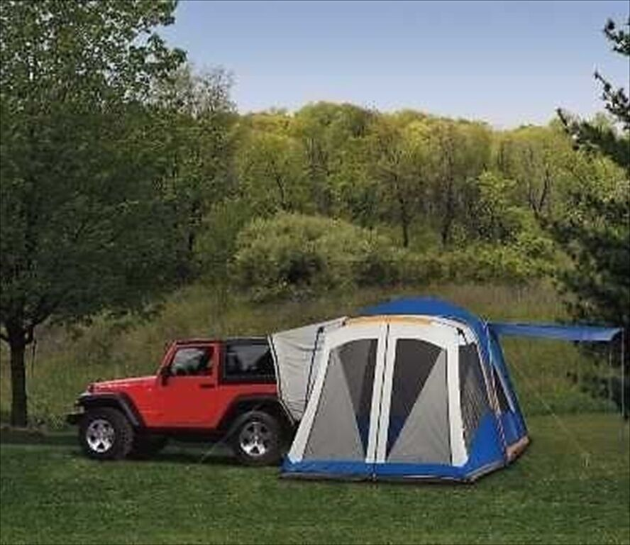 1940 2017 Jeep Vehicles Tent Package Outdoors Camping With
