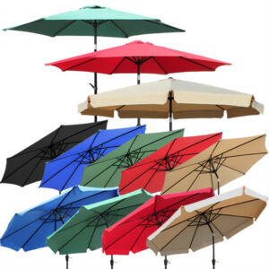 Elegant Patio Umbrella Replacement Canopy | EBay