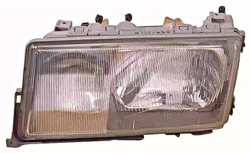 Mercedes c class w201 190e 1982 1993 headlight lens left for Mercedes benz 190e headlights