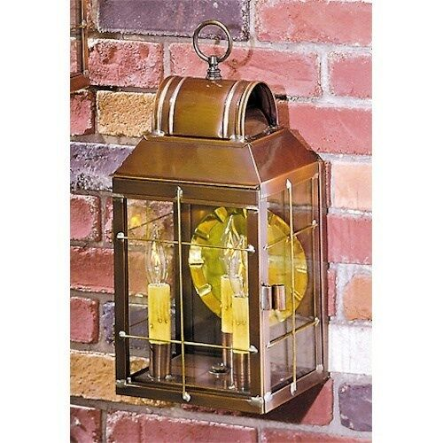 martha 39 s wall lantern primitive country outdoor lighting new ebay