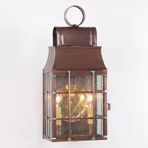 washington wall lantern primitive country outdoor light new ebay