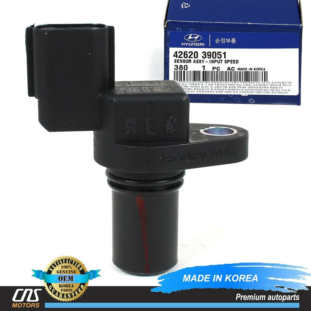 Genuine Auto Transmission Speed Sensor Input Fits Hyundai