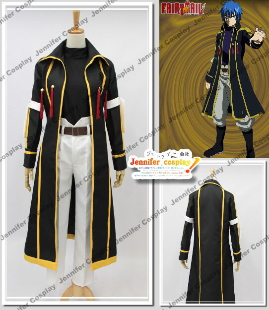 Fairy Tail Jellal Fernandes Gerard cosplay costume Ver ...