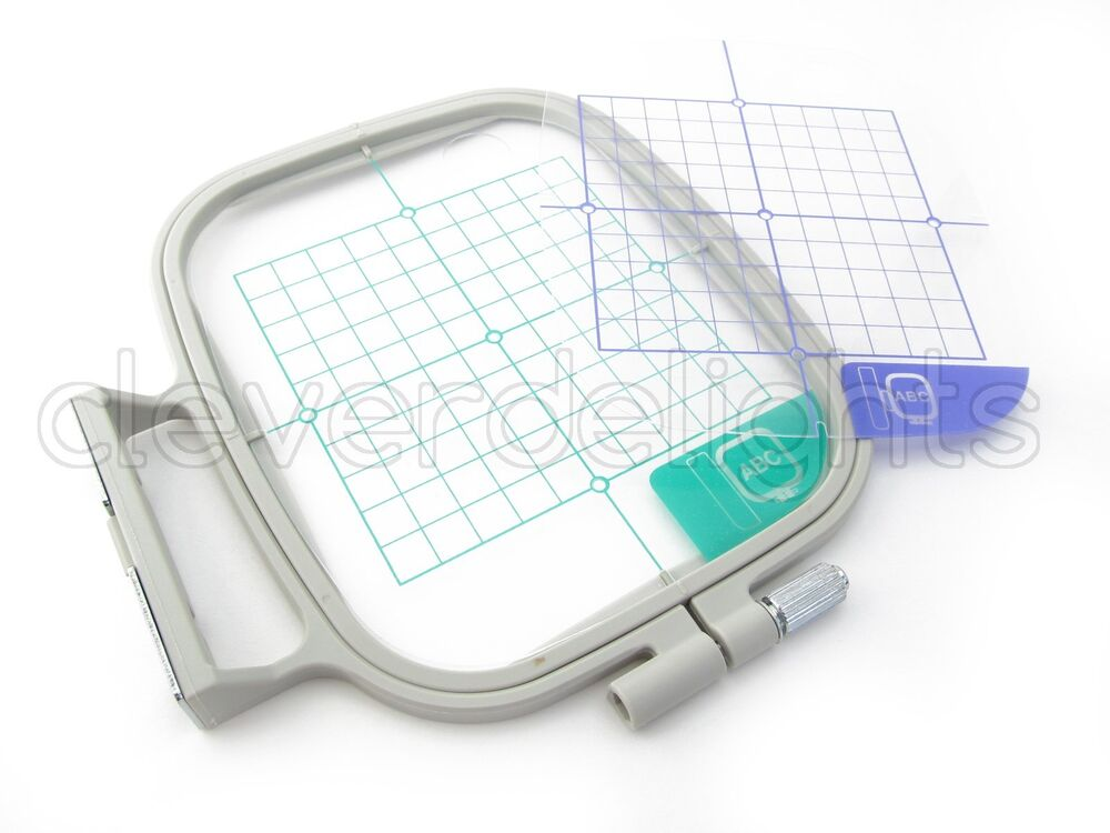 Medium Embroidery Hoop For Brother PE770 PE700 PE700II Machine - Replaces SA443 | EBay