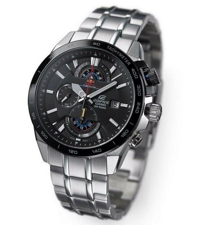 casio edifice red bull racing chrono limited ef 565rb. Black Bedroom Furniture Sets. Home Design Ideas