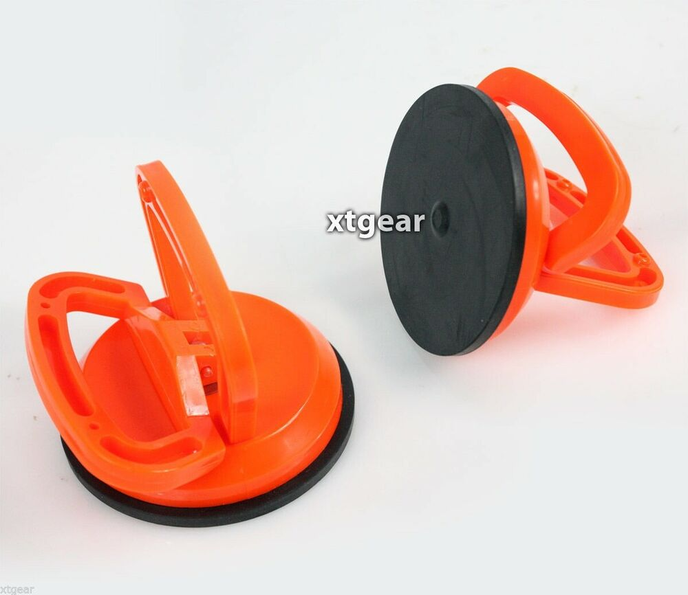 """Pump Wedge Kit >> 4.5"""" SUCTION CUP DENT PULLER REMOVER CLAMP TOOL WINDSHIELD WINDOW GLASS CARRIER   eBay"""