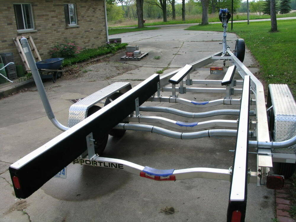 """REPLACE BOAT TRAILER CARPET ~EXTRA WIDE (5""""x48"""") POLY BUNK"""
