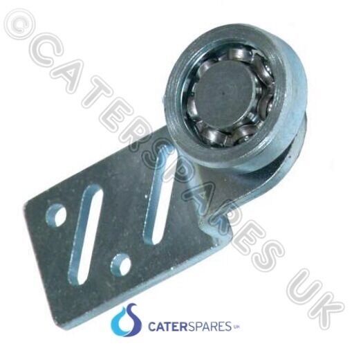 FRONT OFFSET SLIDING DOOR RUNNER BEARING HANGER FOR BAIN MARIE SPARES