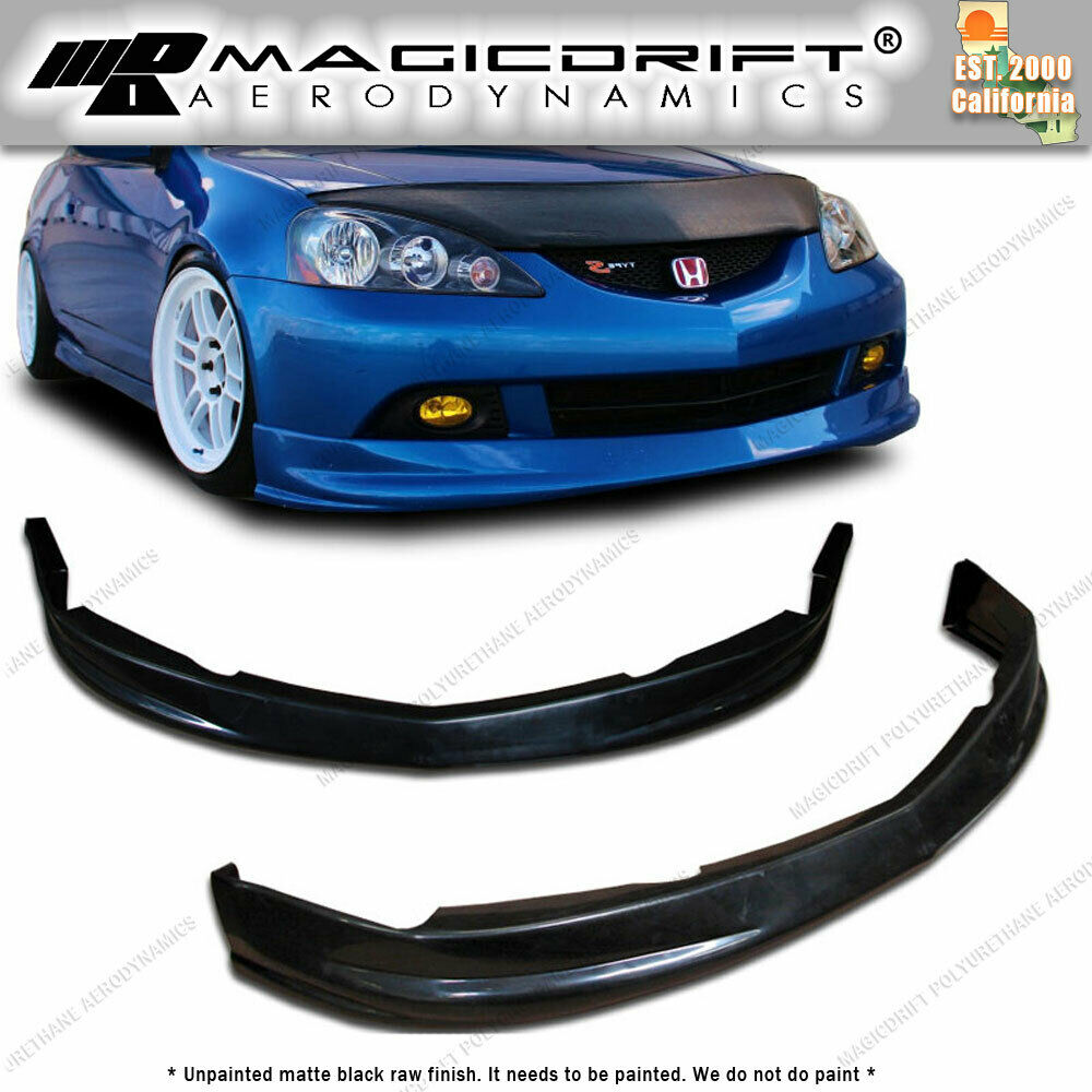 *NEW* 05-06 Acura RSX JDM DC5 P1 Style Front Lip Spoiler