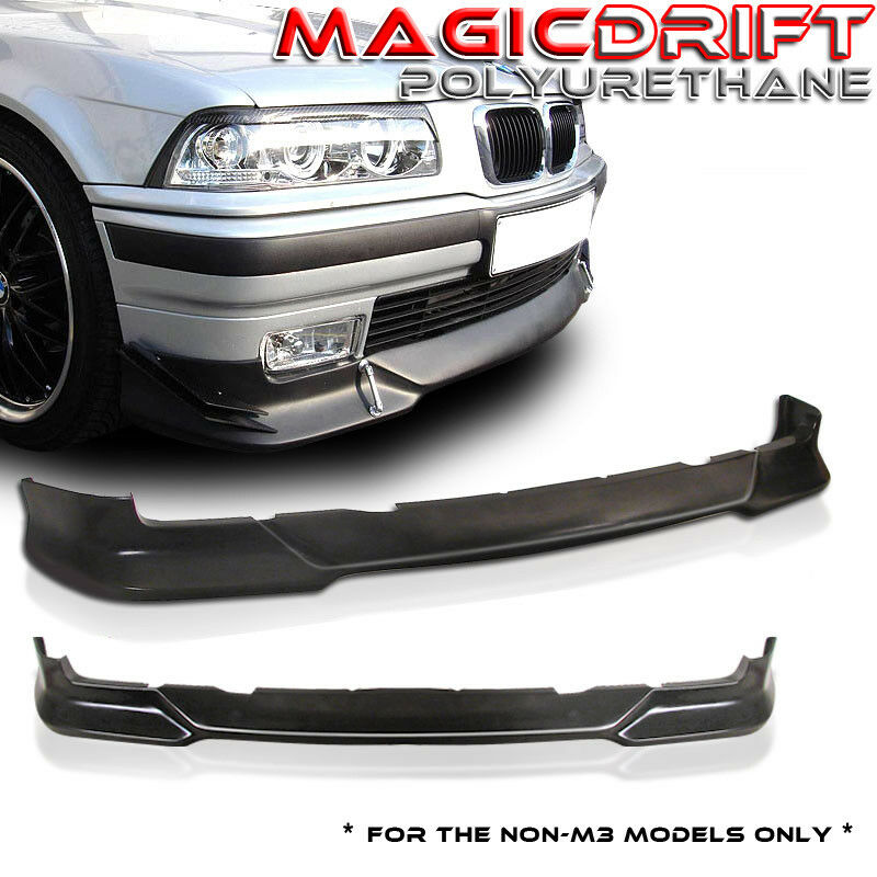 92 98 bmw e36 3 series 325 328 m tech front bumper lip. Black Bedroom Furniture Sets. Home Design Ideas