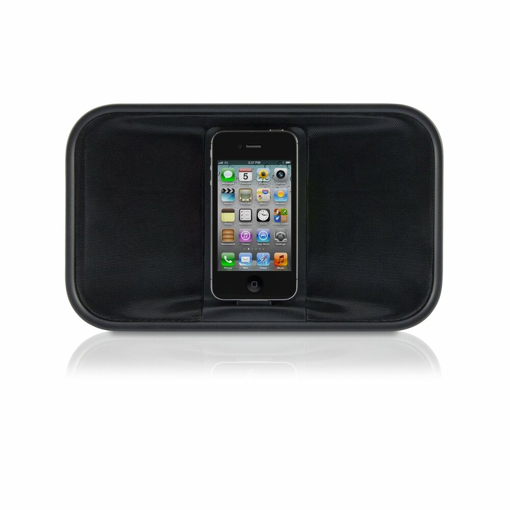 portable speakers for iphone memorex ma7221 portable stereo speaker system for ipod and 2814