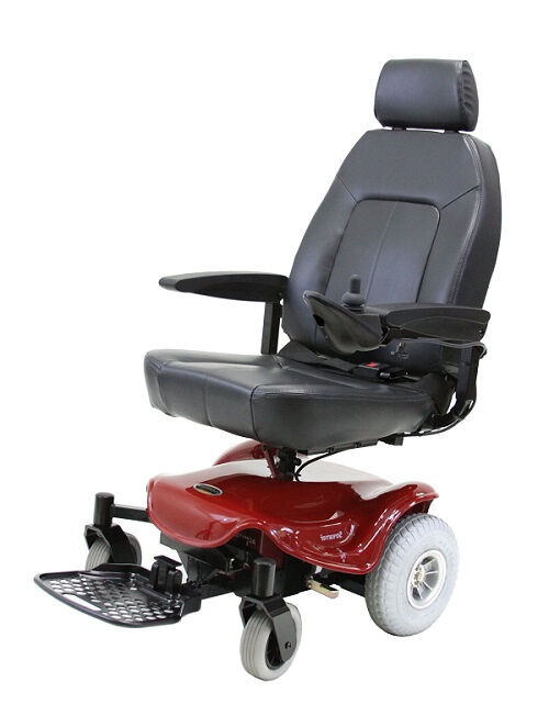 Shoprider Mobility Streamer Sport Electric Powerchair New FREE ACCESSORIES
