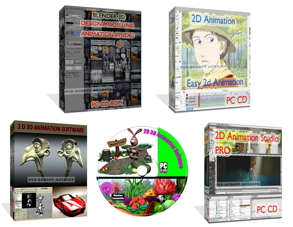 2d 3d graphics animation image editor create cartoons