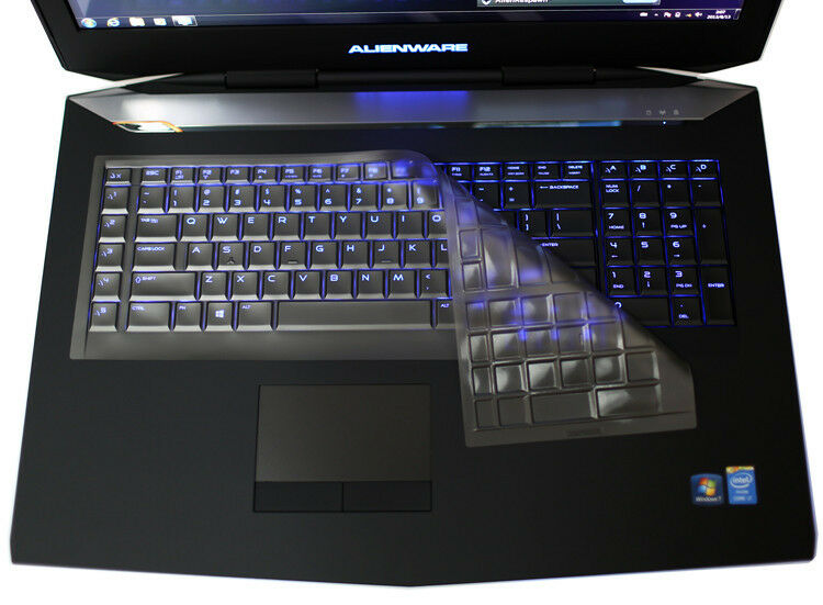 Keyboard Cover Skin For Dell Alienware 13 14 17 18 2013