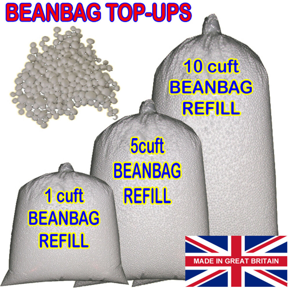bean bag refill gilda bean bag top up refill polystyrene filling bag 29191
