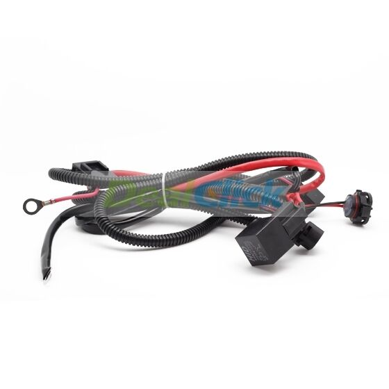 5202 H16 2504 Ps24w Adapter Fog Lights Relay Wiring Harness For Chevy Dodge Etc