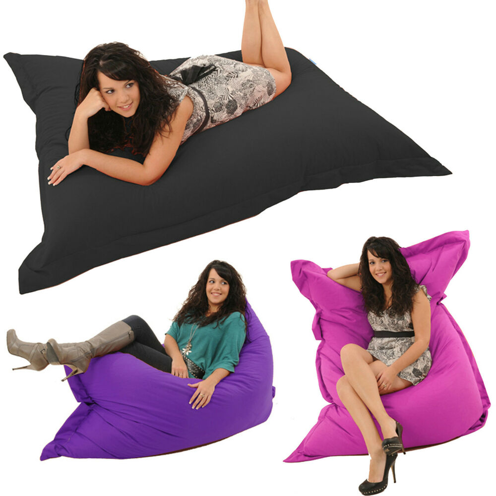 Gilda Outdoor 4 In 1 Floor Cushion Bean Bag Chair Bed