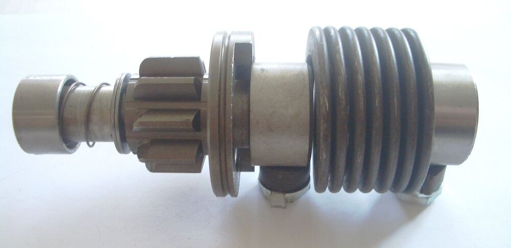 Jeep Willys Mb Ford Gpw Cj2a Starter Motor Bendix Drive