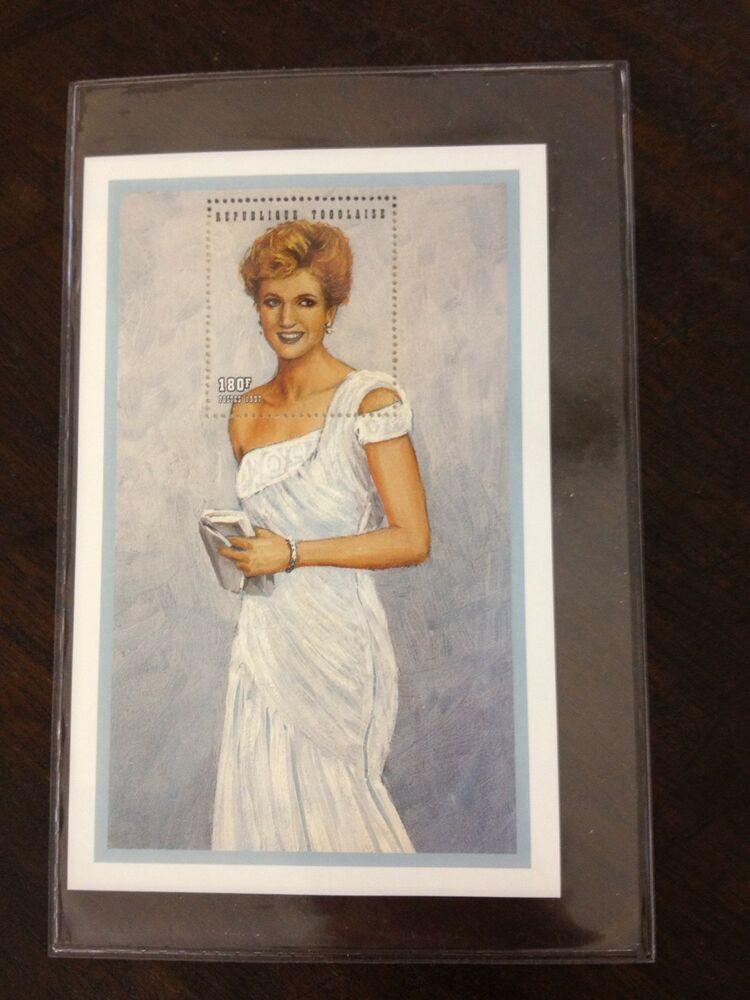 75 Chrome Shop >> Princess Diana Limited Edition Stamps Two Sets | eBay