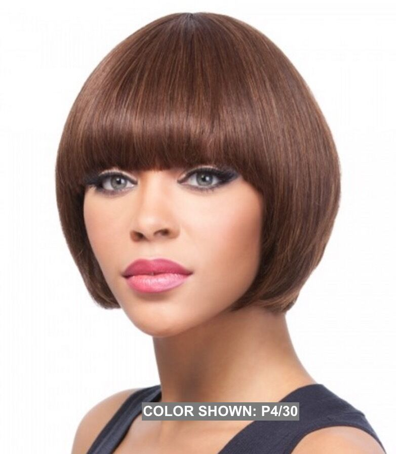styling human hair wigs it s a wig 100 human hair remi eros bob style wig 6033 | s l1000